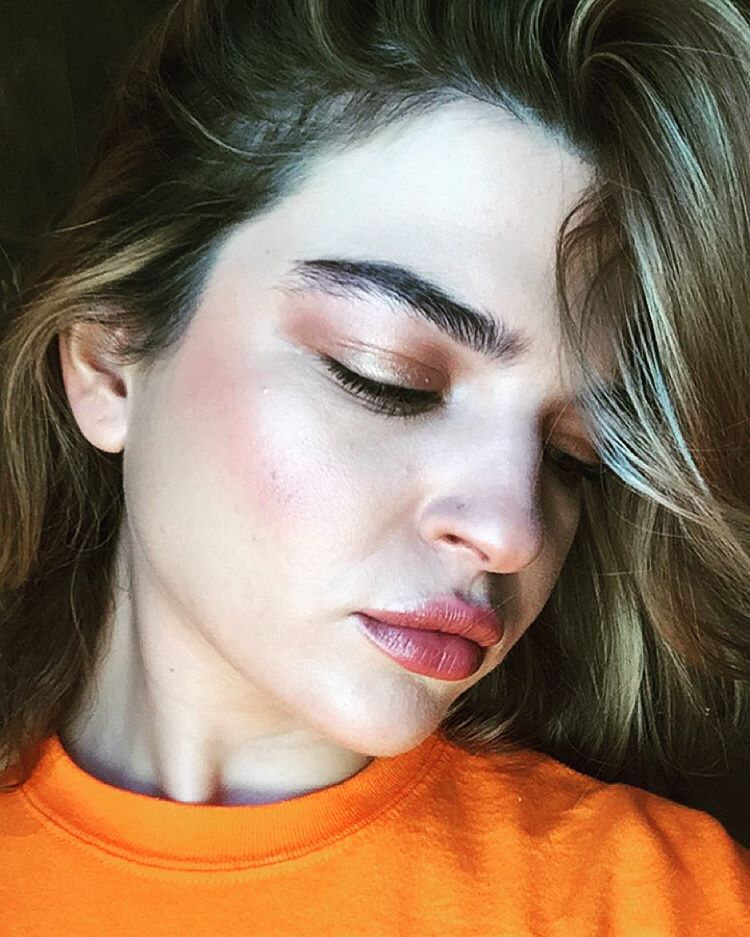Love a copper|bronzed eyelid